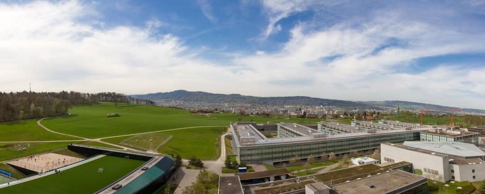 ETHZ science city campus